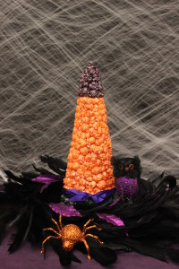 Popcorn-Witch-Hat